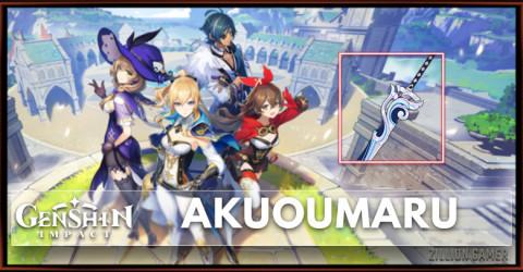 Akuoumaru Stats, Passive Ranks, & Ascension