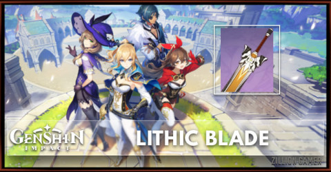 Lithic Blade Stats, Passive Ranks, & Ascension