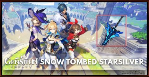 Snow Tombed Starsilver Stats, Passive Ranks, & Ascension