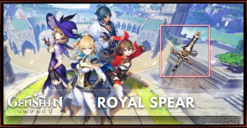 Royal Spear Stats, Passive Ranks, & Ascension
