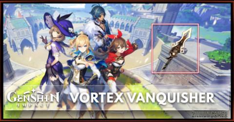 Vortex Vanquisher Stats, Passive Ranks, & Ascension