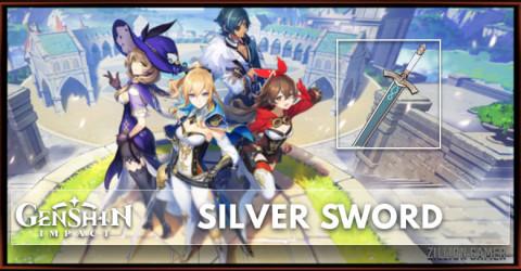 Silver Sword Stats, Passive Ranks, & Ascension