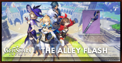 The Alley Flash Stats, Passive Ability, & Ascension