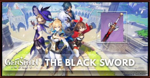 The Black Sword Stats, Passive Ranks, & Ascension