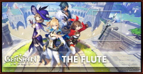 The Flute Stats, Passive Ranks, & Ascension