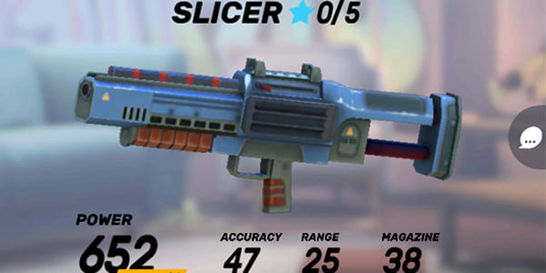 Gods of Boom Sting Assault Rifle - ziliongamer