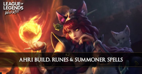 Ahri Build, Runes, Abilities, & Matchups