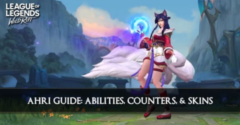 Ahri Guide, Abilities, Counters, & Skins