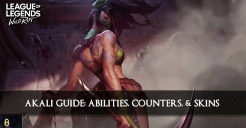 Akali Guide, Abilities, Counters, & Skins