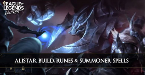 Alistar Build, Runes, & Summoner Spells