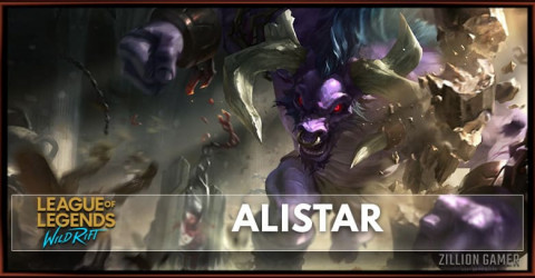 Alistar Build, Runes, Abilities, & Matchups