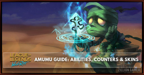 Amumu Guide, Abilities, Counters, & Skins