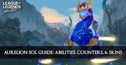 Aurelion Sol Guide, Abilities, Counters, & Skins