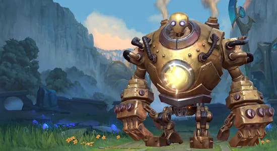 Blitzcrank | League of Legends Wild Rift - zilliongamer