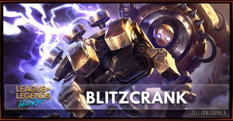 Blitzcrank Build, Runes, Abilities, & Matchups