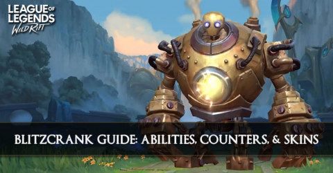Blitzcrank Guide, Abilities, Counters, & Skins