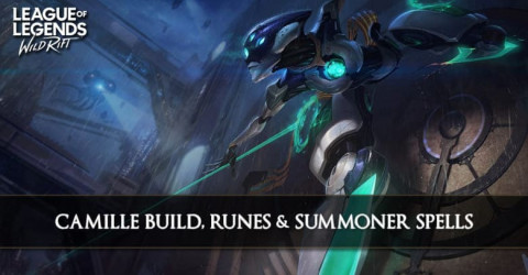 Camille Build, Runes, Abilities, & Matchups