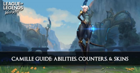 Camille Guide, Abilities, Counters, & Skins