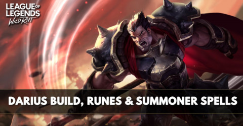 Darius Build, Runes, Abilities, & Matchups