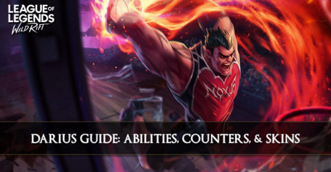 Darius Guide, Abilities, Counters, & Skins