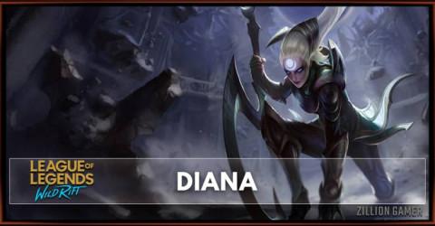 Diana Build, Runes, Abilities, & Matchups