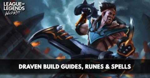 Draven Build, Runes, & Summoner Spells