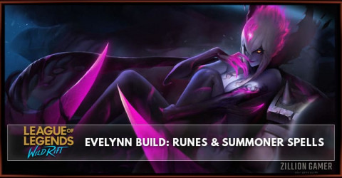 Evelynn Build, Runes, Abilities, & Matchups