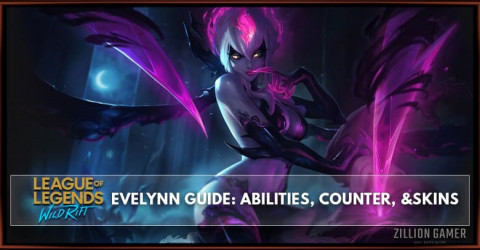Evelynn Guide, Abilities, Counters, & Skins