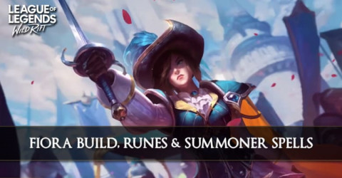 Fiora Build, Runes, Abilities, & Matchups