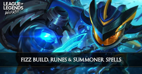 Fizz Build, Runes, & Summoner Spells