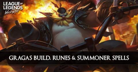 Gragas Build, Runes, Abilities, & Matchups