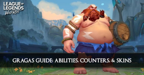Gragas Guide, Abilities, Counters, & Skins