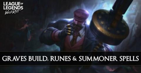 Graves Build, Runes, & Summoner Spells
