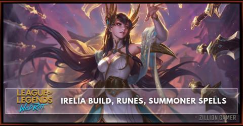 Irelia Build, Runes, Abilities, & Matchups