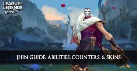 Jhin Guide, Abilities, Counters, & Skins