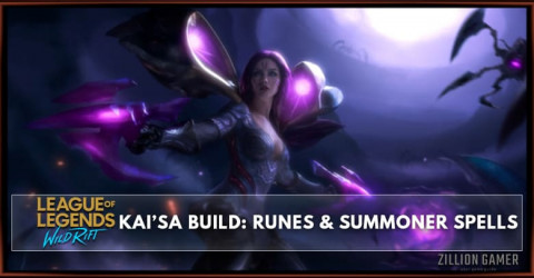 Kai'Sa Build, Runes, & Summoner Spells
