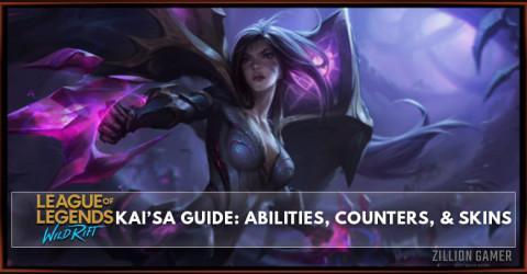 Kai'Sa Guide, Abilities, Counters, & Skins