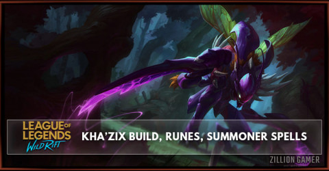 Kha'Zix Build, Runes, Abilities, & Matchups