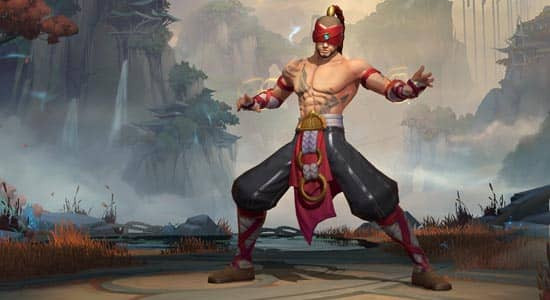 League of Legends Wild Rift The Blind Monk Lee Sin skins - zilliongamer