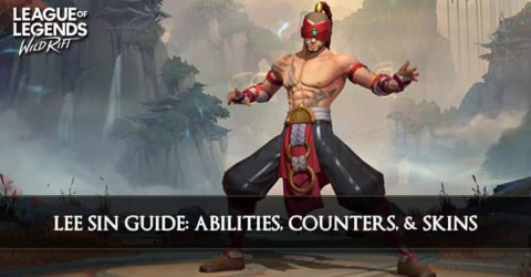 Lee Sin Guide, Abilities, Counters & Skins