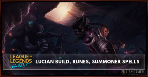 Lucian Build, Runes, Abilities, Matchups