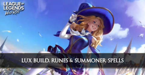 Lux Build, Runes, Abilities, & Matchups