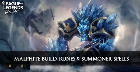 Malphite Build, Runes, & Summoner Spells