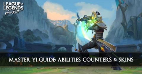 Master Yi Guide, Abilities, Counters, & Skins