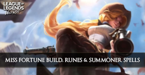 Miss Fortune Build, Runes, & Summoner Spells