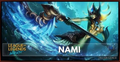 Nami Build, Runes, Abilities, & Matchups