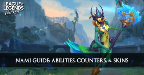 Nami Guide, Abilities, Counters, & Skins