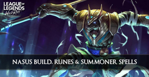 Nasus Build, Runes, Abilities, & Matchups
