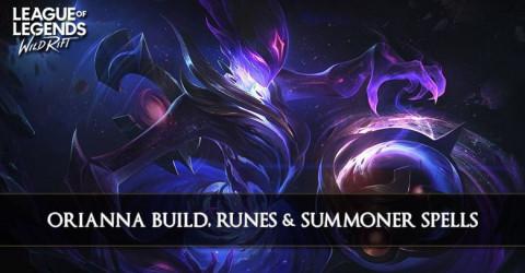 Orianna Build, Runes, Abilities, & Matchups