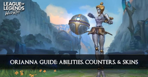 Orianna Guide, Abilities, Counters, & Skins